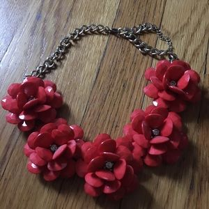 ModCloth Flower necklace